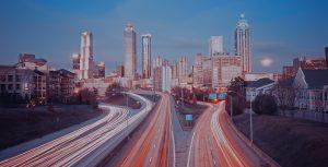 ServerFarm ATL1 Atlanta skyline