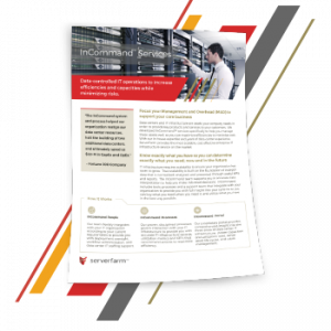 InCommand Services Overview brochure