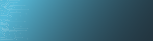 Blue gradient digital background