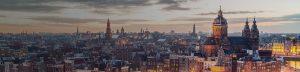 Amsterdam data center acquisition