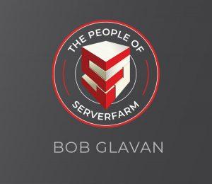 People of ServerFarm Bob Cover