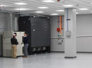 Tour CH1 Chicago data center