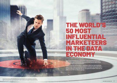 Data Economy CMO 50