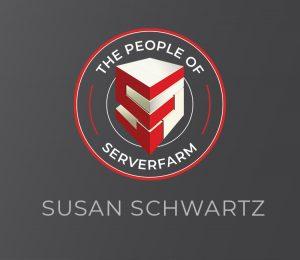People of ServerFarm - Susan S
