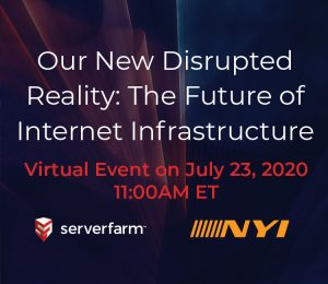 Our New Disrupted Reality Virtual Event