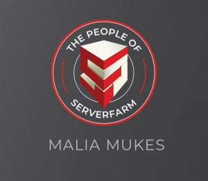 People of ServerFarm Malia Mukes