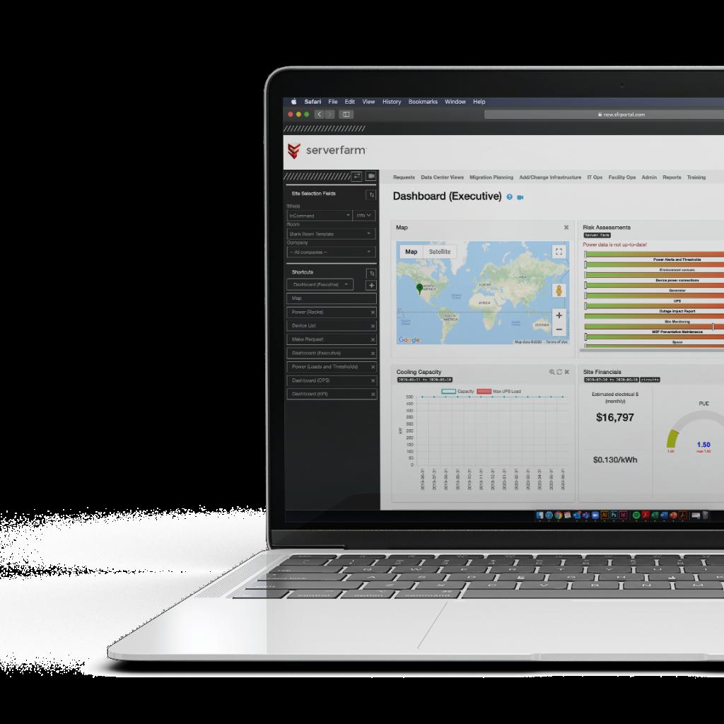 InCommand KPI Dashboard