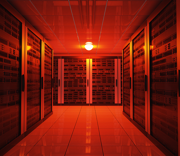 The Data Center Is Not Dead