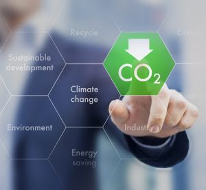 Carbon reduction and data center sustainability