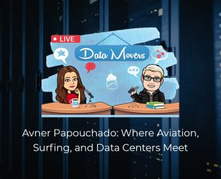 Data Movers Podcast – Where Aviation, Surfing, and Data Centers Meet