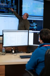 InCommand DMaaS techs working on data center operations