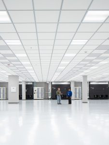ServerFarm, technology, industrial, Chicago, Illinois, IL, architectural, photography