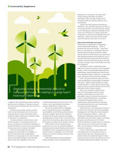 DCD Sustainable Data Centers Require Sustainable Construction