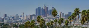 LAX1 Los Angeles Skyline