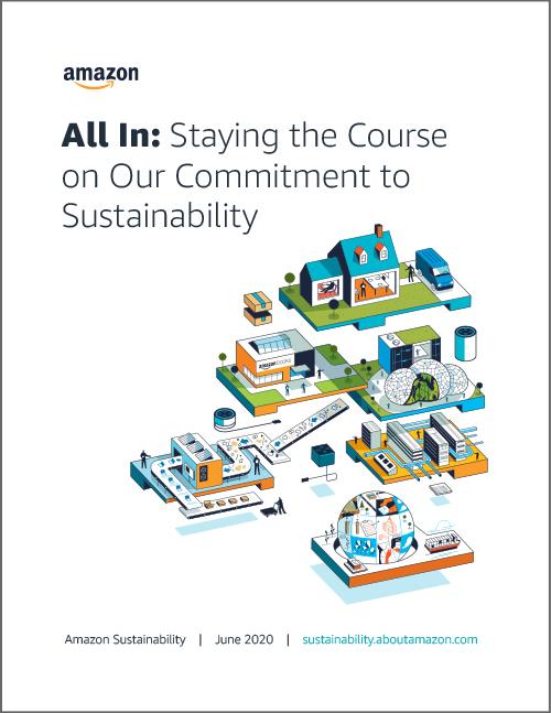 Amazon Sustainability Commitment 2020