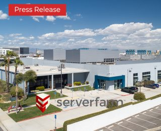 Serverfarm Continues Sustainability Mission with Acquisition and Modernization of Los Angeles Data Center