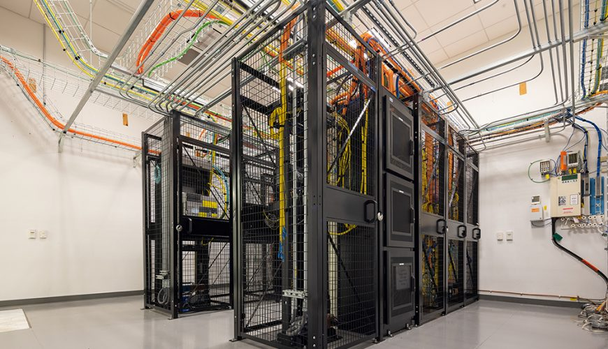 Serverfarm LAX1 Data Center