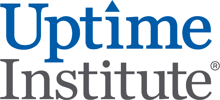 Uptime Institute Logo Grey