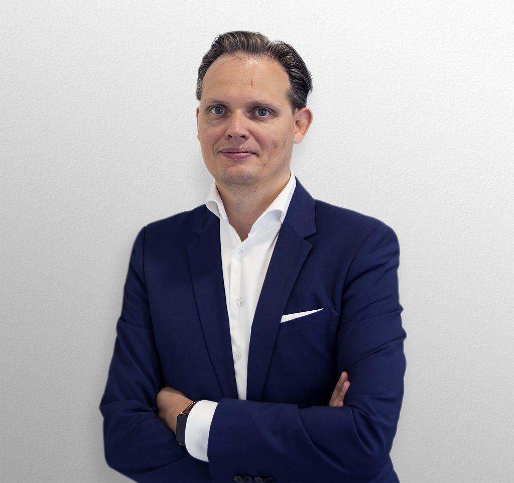 Jochem Steman - VP of Colocation Europe