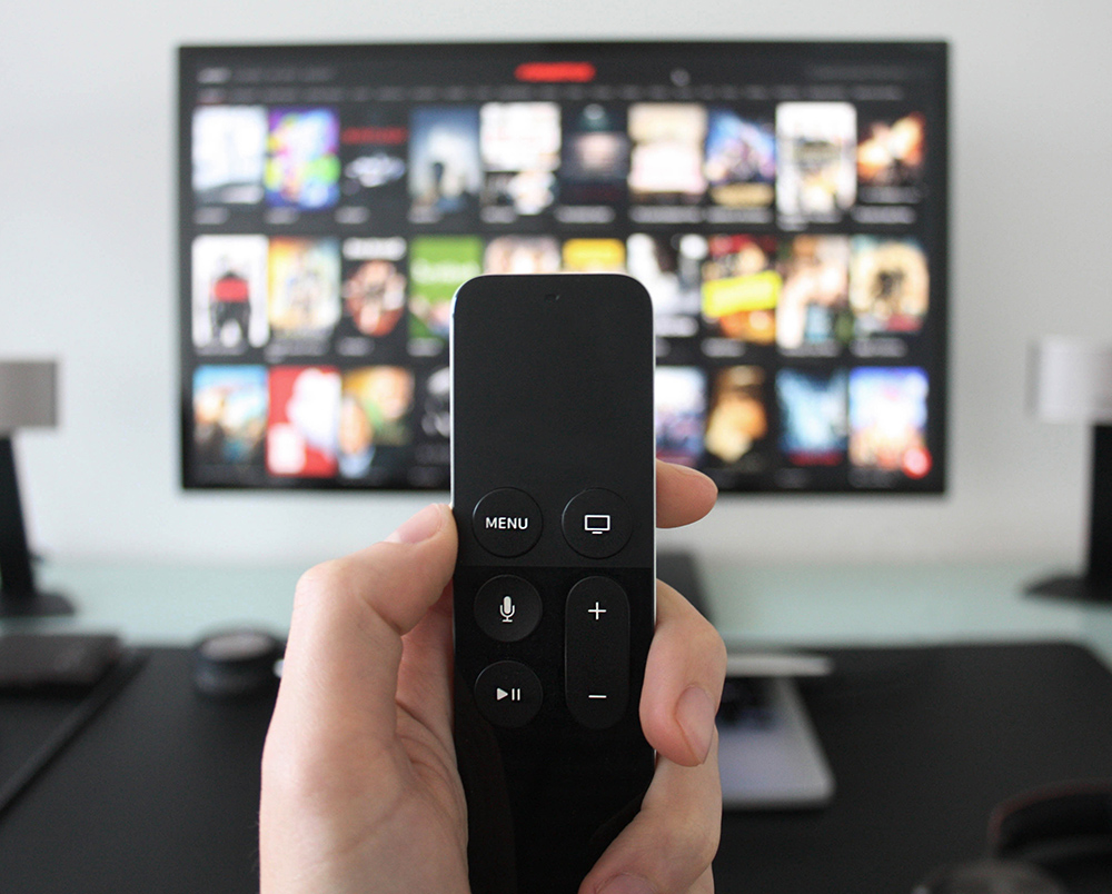 Streaming tv shows