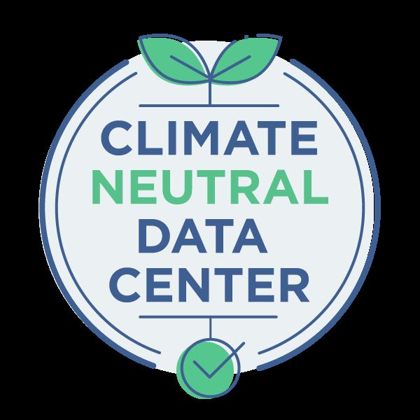 Climate Neutral Data Center